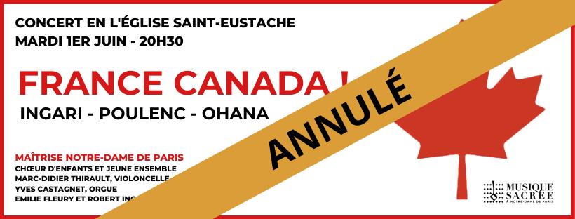 France-Canada !